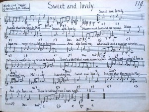 Sweet and lovely (1931)
