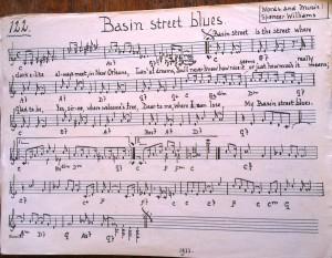 Basin Street Blues (1933)