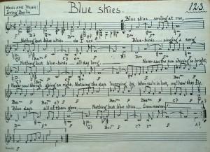 Blue Skies (1926)