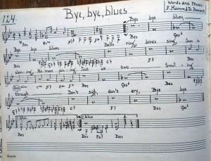 Byebyeblues (1930)